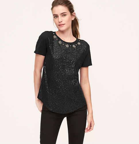 Jeweled-Sequin-Tee-Loft