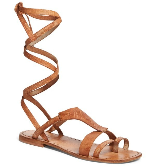 Free People Oliviera Gladiator Sandal