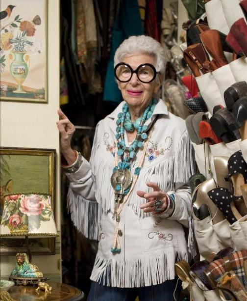 02_Iris Apfel  portrait 2009 (Copyright Peabody Essex Museum)