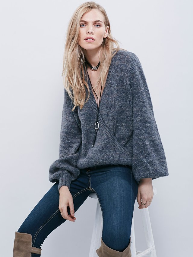 Cross My Heart Wrap free People