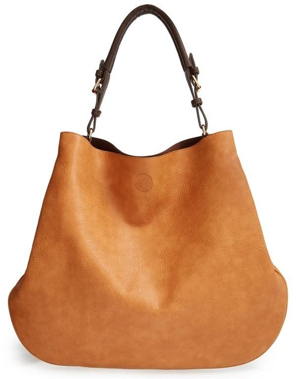 Capri Faux Leather Tote, Sole Society, $65
