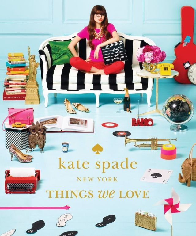 Kate Spade New York-Things We Love- Twenty Years of Inspiration, Intriguing Bits and Other Curiosities-Kate Spade New York, Deborah Lloyd