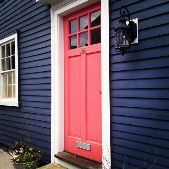 Colorful Front Door7