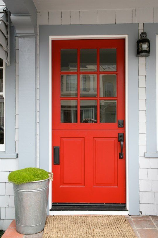 Colorful Front Door9