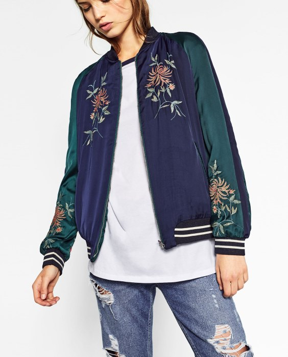 EMBROIDERED BOMBER JACKET2
