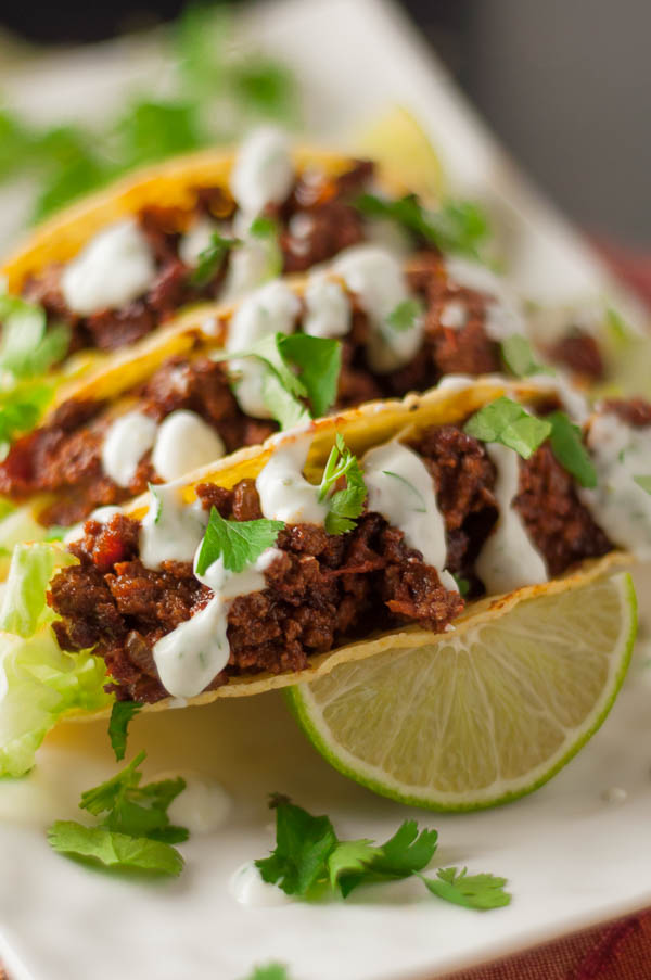 spicy-sweet-tacos-with-lime-sour-cream