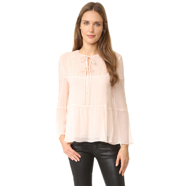 the-kooples-silk-lace-long-sleeve-blouse