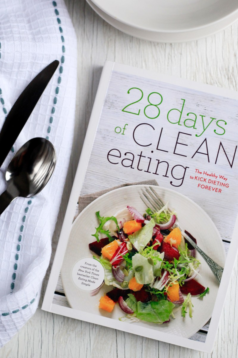 Good Reads | 28 Days of Clean Eating