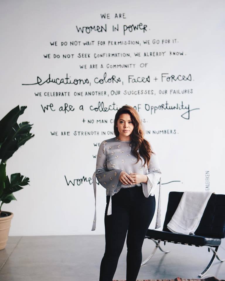 JIG + SAW // A Chat with Founder Christina Topacio