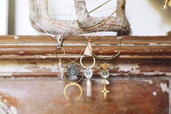 The Gypsy Fawn Jewelry Collection