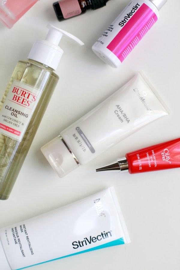 Skincare-Basics-30s-Products