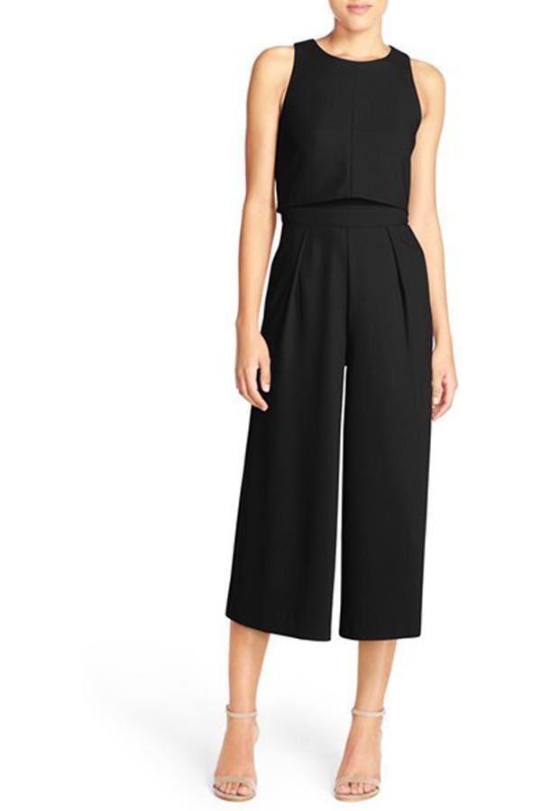 Women's Chelsea28 Popover Crop Jumpsuit