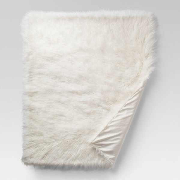 Mongolian Faux Fur Throw Blanket - Project 62™
