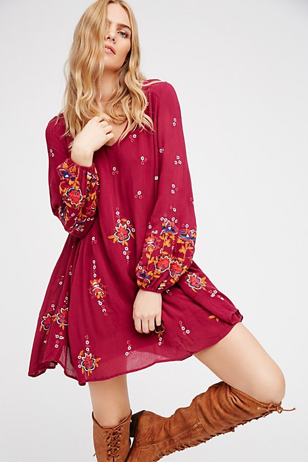 Oxford Mini Dress by Free People