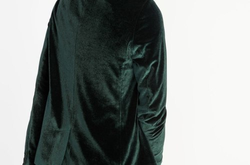 Old Navy Velvet Blazer