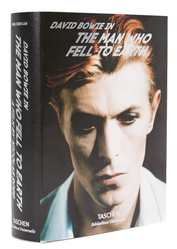 Taschen David Bowie- The Man Who Fell to Earth