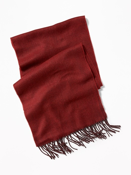 Old Navy Flannel Scarf for Men