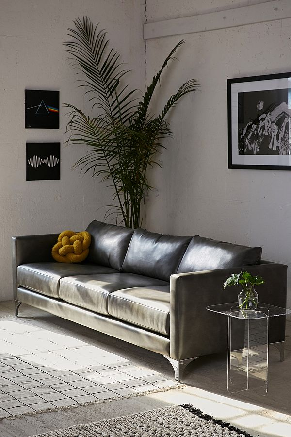 Chamberlin Recycled Leather Sofa2