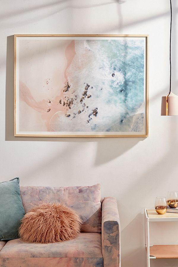 Ingrid Beddoes Sea Bliss Art Print
