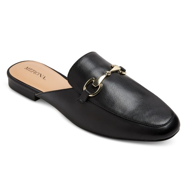 Merona Women's Kona Backless Mule Loafers