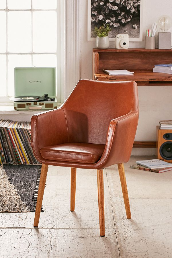 Nora Saddle Chair