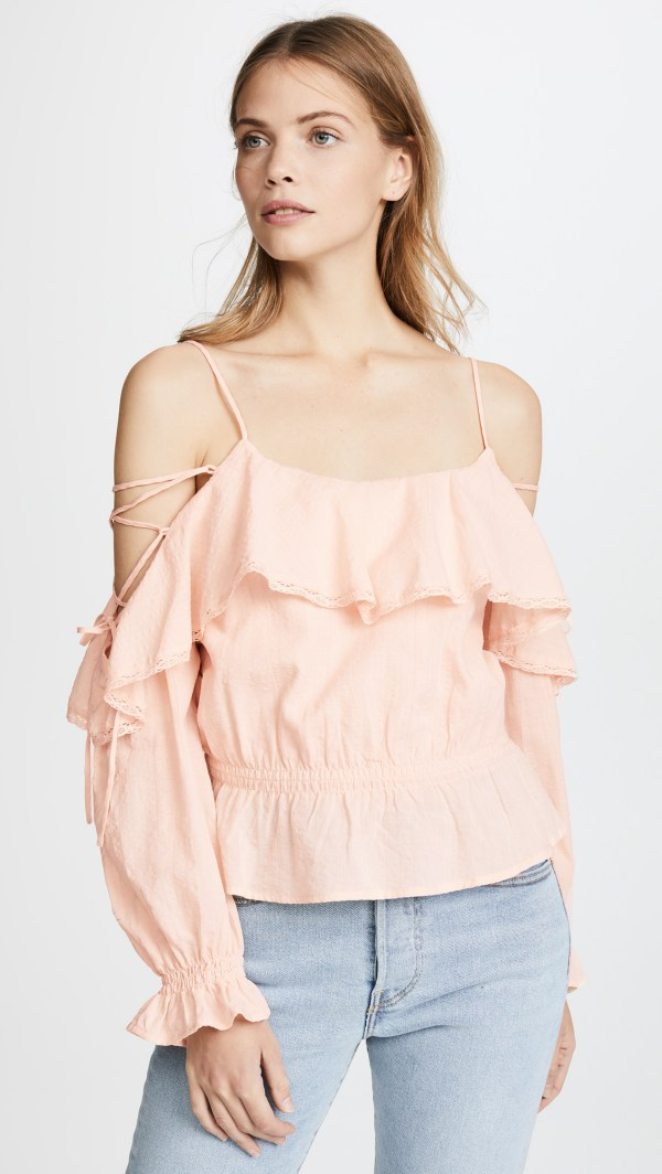 ASTR The Label Marie Top