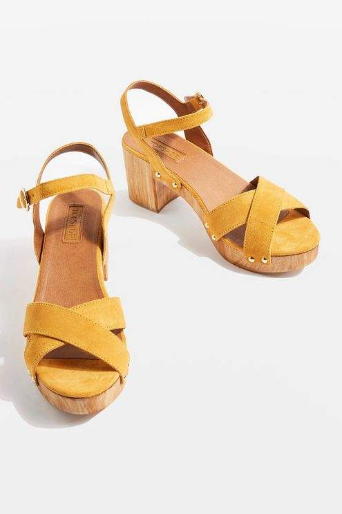 Valerie Two Cross Strap Sandals
