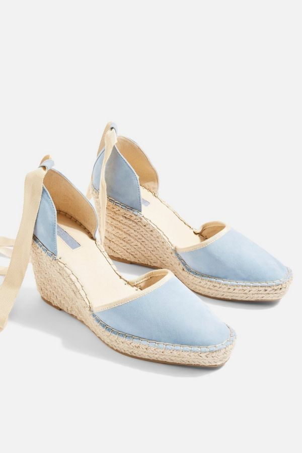 Williams Espadrille Wedges