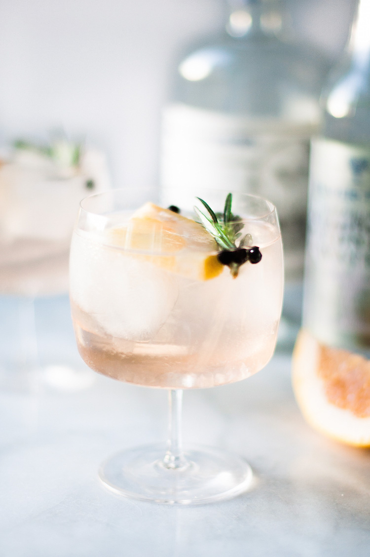 Elderflower Spanish Gin & Tonics