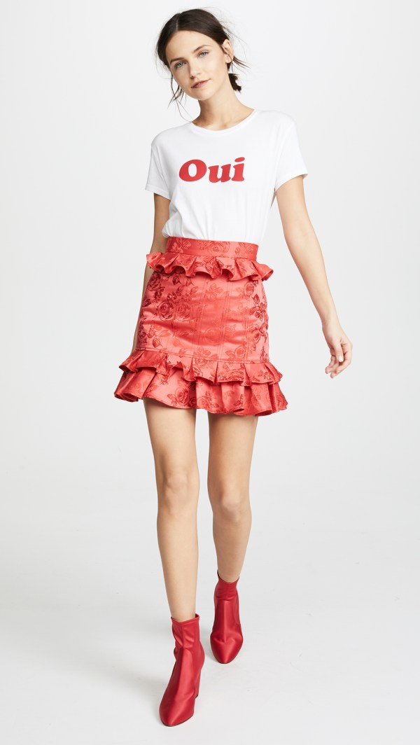 C/Meo Collective Levity Skirt