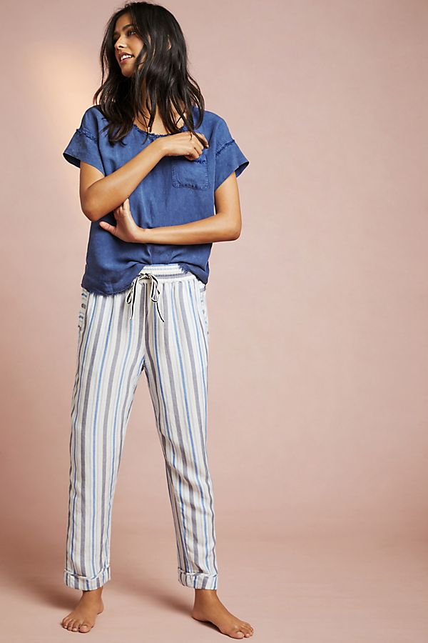 Dreamy Striped Sleep Pants