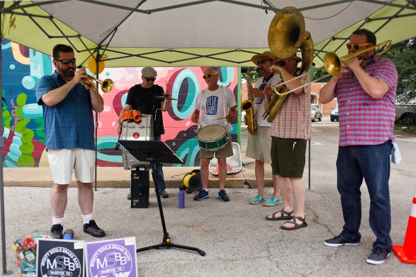 the mighty souls brass band