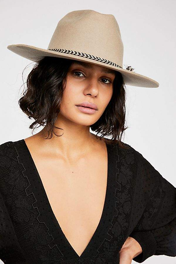 Brixton Leonard Braided Band Hat