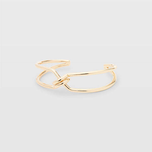 Club Monaco Knotted Cuff Bracelet