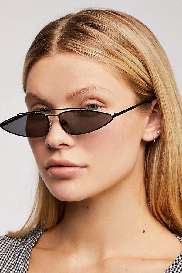 On A Mission Aviator Sunglasses