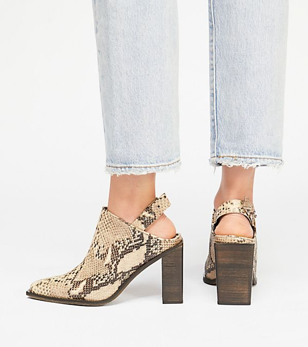 Fp Collection Silver Storm Mule