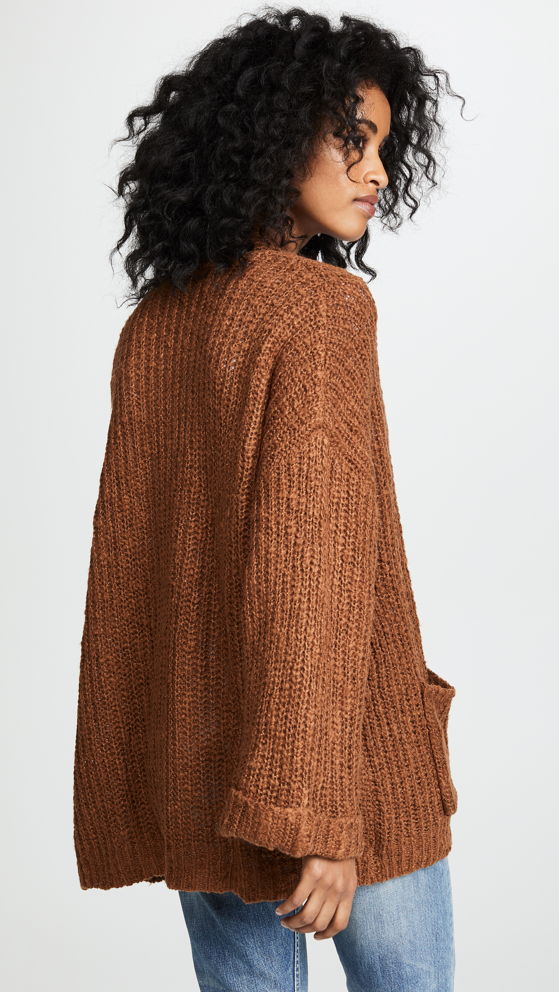 Moon River Wide Sleeve Cardigan