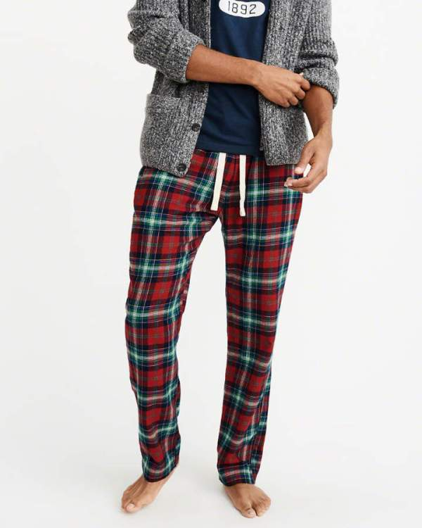 Abercrombie + Fitch Classic Sleep Pant