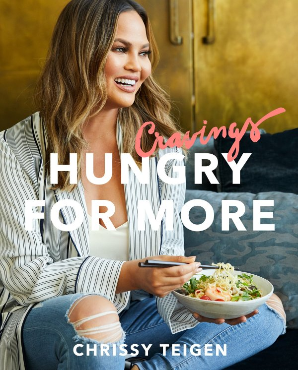 Chrissy Teigen Hungry For More Book