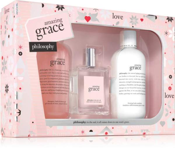 Philosophy Amazing Grace 3 Piece Gift Set