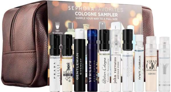 Sephora Favorites - Cologne Sampler