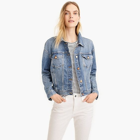 Eco Denim Jacket