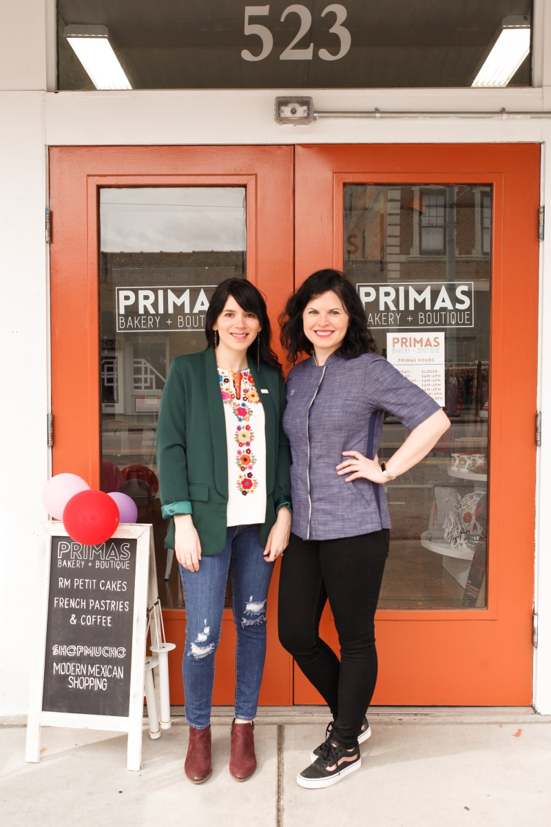 Sweet Spot | Primas Bakery + Boutique