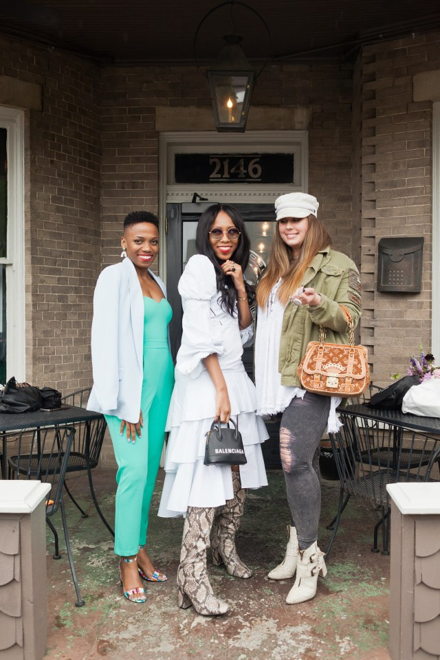 Memphis Fashion Week Influencer Luncheon