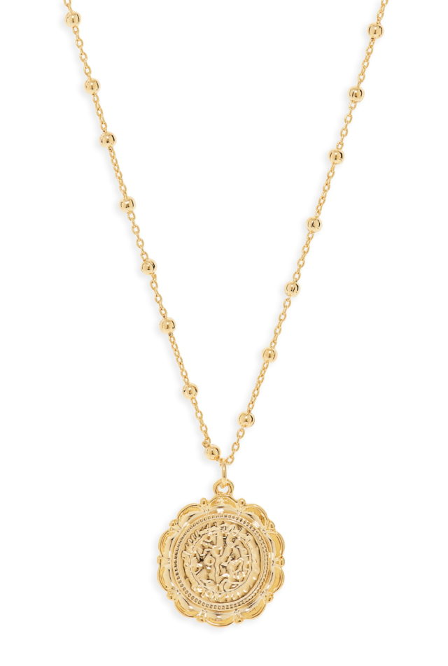 Uncommon James by Kristin Cavallari Atocha Coin Necklace