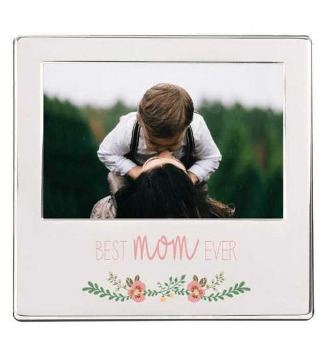 Cathy Mother's Day Silver Picture Frame