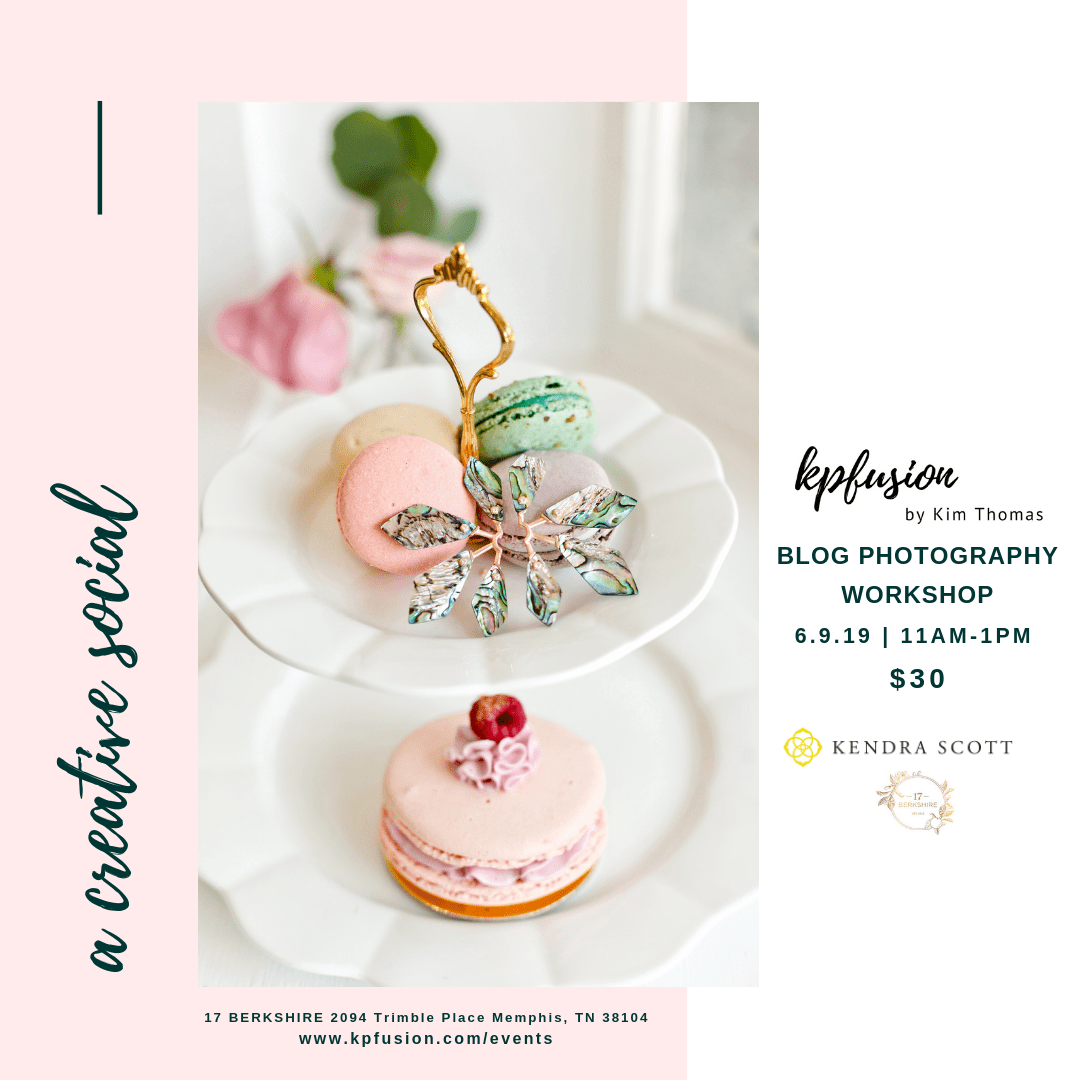 A Creative Social | Blog Photography Workshop 6.9.19