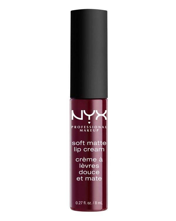 NYX Professional Makeup Soft Matte Lip Cream in Copenhagen
