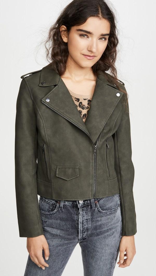 BB Dakota Ain't It Cool Moto Jacket