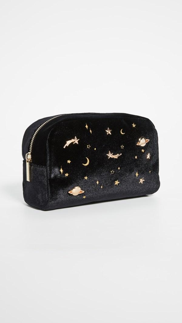 Skinnydip Night Sky Makeup Bag